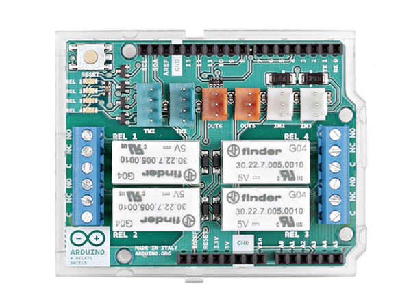 A000110-Arduino-4-Relays-Shield-1front